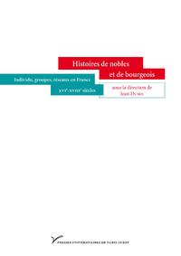 Livre numérique Histoires de nobles et de bourgeois