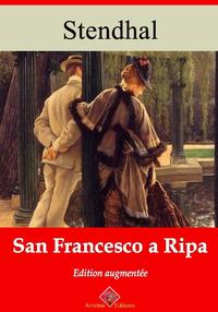 San Francesco a Ripa – suivi d'annexes, Nouvelle édition 2019