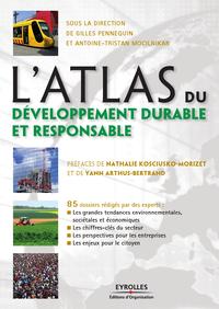 Livre numérique L'atlas du développement durable et responsable