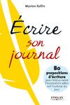 Livre numérique Ecrire son journal