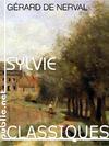 Livre numérique Sylvie