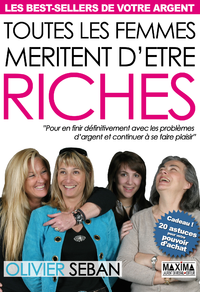 Livre numérique Toutes les femmes méritent d'être riches