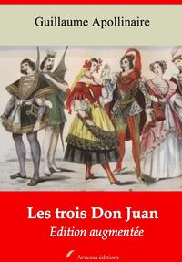 Les Trois Don Juan – suivi d'annexes
