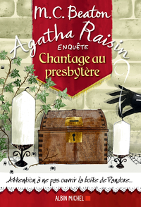 Agatha Raisin enqu?te 13 - Chantage au presbyt?re