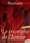 Livre numérique Le triomphe de l'Amour