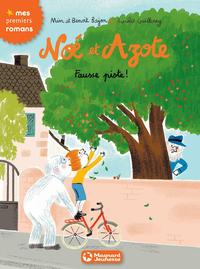 Livre numérique Noé et Azote 11 - Fausse piste !