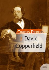 Livre numérique David Copperfield