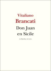 Livre numérique Don Juan en Sicile