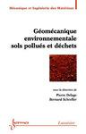 Livre numérique Géomécanique environnementale : sols pollués et déchets