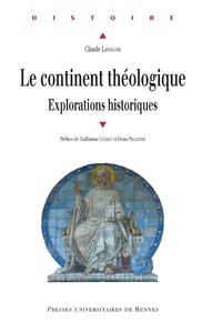 Livre numérique Le continent théologique