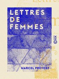 Lettres de femmes
