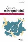 Livre numérique Penser métropolitain