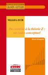 Livre numérique William G. Ouchi -Du contrôle à la théorie Z : un cadre conceptuel