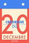 Livre numérique Chronique du 20 décembre