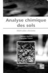 Livre numérique Analyse chimique des sols : Méthodes choisies