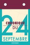 Livre numérique Chronique du 24 septembre