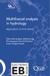 Livre numérique Multifractal Analysis in Hydrology