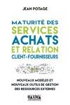 Livre numérique Maturité des services achats et relation client-fournisseurs