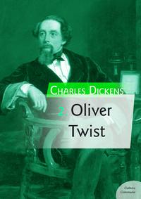 Livre numérique Oliver Twist