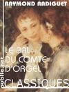 Livre numérique Le bal du comte d'Orgel