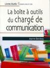 Livre numérique La boîte à outil du chargé de communication