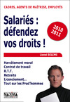 Livre numérique Salariés, défendez vos droits ! - 2010-2011