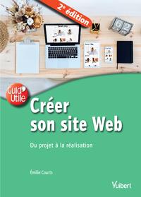 Livre numérique Créer son site web, du projet à la réalisation
