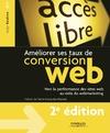 Livre numérique Améliorer ses taux de conversion web