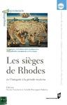 Livre numérique Les sièges de Rhodes