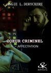 Livre numérique Cœur criminel 1