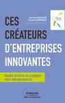 Livre numérique Ces créateurs d'entreprises innovantes