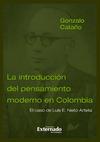 Livre numérique La introducción del pensamiento moderno en Colombia