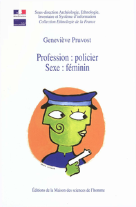 Livre numérique Profession: policier. Sexe: féminin