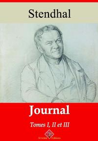 Journal tome I, II et III – suivi d'annexes, Nouvelle édition 2019