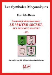 Livre numérique N.55 Le maître secret T3