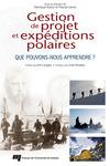 Livre numérique Gestion de projet et expéditions polaires