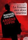 Livre numérique Arsène Lupin, La Femme aux deux sourires
