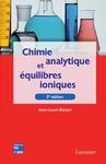 Livre numérique Chimie analytique et équilibres ioniques