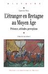 Livre numérique L'étranger en Bretagne au Moyen Âge