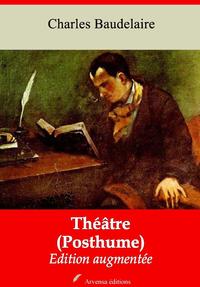 Théâtre (Posthume) – suivi d'annexes