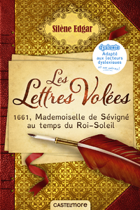 Livre numérique Les lettres volées (version dyslexique)