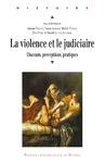 Livre numérique La violence et le judiciaire