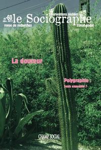 Livre numérique Le sociographe 60. La douceur