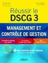 Livre numérique Réussir le DSCG 3 - Management et contrôle de gestion