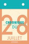 Livre numérique Chronique du 28 juillet