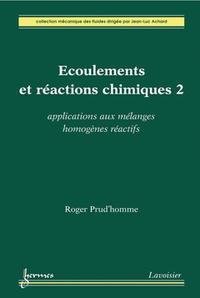 Livre numérique Écoulements et réactions chimiques 2
