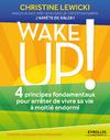 Livre numérique Wake up !
