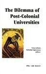 Livre numérique The Dilemma of Post-Colonial Universities