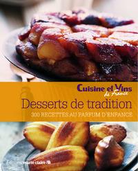 Livre numérique Desserts de tradition