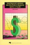 Livre numérique Politique et gestion des finances publiques